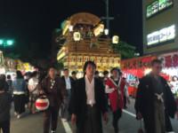 5月14日 大垣祭り