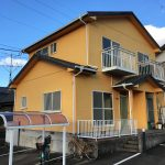 アパート  外壁塗替え&補修工事