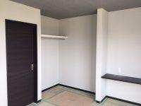 寝室(WIC・HP・カウンター・エアコン 付)