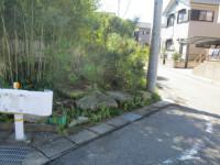 F様邸 庭の木をスッキリさせて、フェンス取付!