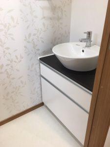 1F トイレ手洗